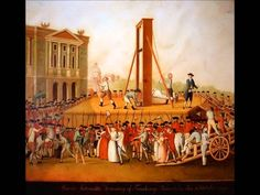 Louis XVI and Mary Antoinette Execution- WEEK 19