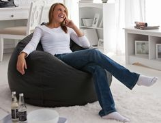 Top 10 Best Bean Bag Chairs for Adults of 2017 – Reviews - http://www.savantmag.com/best-bean-bag-chairs-for-adults-reviews/