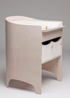 Leander #Changing #Table brings ergonomic perfection to your #nursery.
