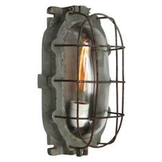 For Sale on - Industrial wall and ceiling scone. Weight: kg / lb All lamps have been made suitable by international standards for Industrial Wall Lights, Incandescent Light Bulb, Outdoor Wall Sconce, Ceiling Lamp, Vintage Industrial, It Cast, Cast Iron, Wall Sconces, Clear Glass