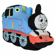 Thomas the Train Cuddle Pillow  Order at http://amzn.com/dp/B001009ZKU/?tag=trendjogja-20