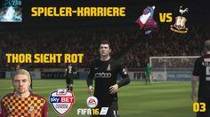 "Let's Play FIFA 16 Spieler Karriere #003 ""Scunthorpe UTD vs Bradford"" [X..."