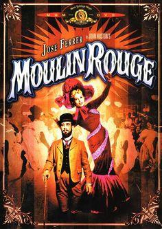 Moulin Rouge (1952) Henri De Toulouse-Lautrec