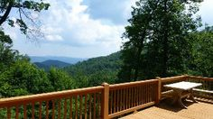 Totally Private, large decks, big screen,  Jacussi Tub for two - Great Mtn ViewsVacation Rental in Golden Valley from @HomeAway! #vacation #rental #travel #homeaway