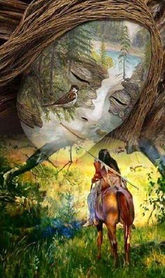 Native American Paintings, Native American Wisdom, Native American Pictures, Native American Beauty, Native American Artists, American Indian Art, Native American History, Indian Paintings, Native American Indians