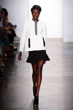 Timo Weiland Spring 2014 Ready-to-Wear Runway