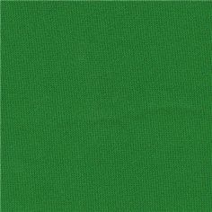 Kelly Green Double Knit
