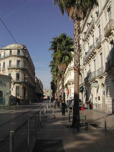 Montpellier : Languedoc-Roussillon