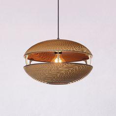 Air35 lamp by Wishnya Design Studio