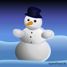 Schneemann mit Moho 12 gezeichnet (früher Anime Studio). Anleitung zum nachzeichnen im Blog-Post! Olaf, Snowman, Disney Characters, Fictional Characters, Poster, Studio, Anime, Art, Tutorials