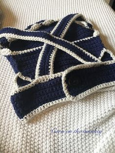 Materials needed.....   * H hook   * 1 skein I Love This Yarn (or any #4 medium weight)   * 1 skein contrast color yarn   * weaving need...
