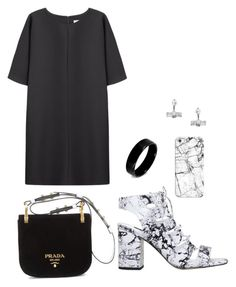 """Untitled #147"" by daii-deea on Polyvore featuring beauty, Casetify, Senso, Humble Chic, Non, Prada and West Coast Jewelry"