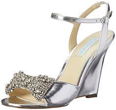 Blue by Betsey Johnson Women's SB Dress Dress Sandal, Silver/Metallic, 8 M US Betsey Johnson http://www.amazon.com/dp/B00O9TH9HA/ref=cm_sw_r_pi_dp_E8fCwb10PJ62M