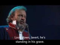 This is my favorite Les Miserables song | Javert's Suicide - Philip Quast