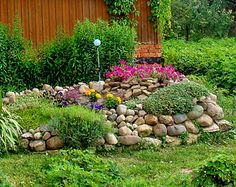 gardens with rocks | Rock Garden Design Tips, 15 Rocks Garden Landscape Ideas