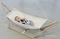 #Regalo diferente para #bebés #hamaca #Koala