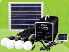 Sustentabilidade Energética Solar Termosolar e Eólica : 10 W Solar Fotovoltaico