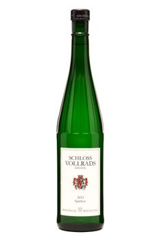 Our 2012 Schloss Vollrads Spätlese! Awarded with 92 pts. by wine spectator!
