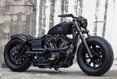 Damn thats a cool bike!