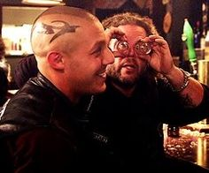 sons of anarchy | Juice And Bobby :)