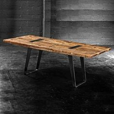 30 Stunning Handcrafted Industrial Furniture Designs