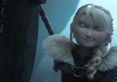 Astrid - I LOVE her face!!!