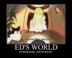 had some free time, decided i wanted to try to do a motivational poster, and heres how it turned out. from fma brotherhood when ed was remembering what . Ed's mind Fullmetal Alchemist Brotherhood, Fullmetal Alchemist Quotes, Fullmetal Alchemist Edward, Diabolik Lovers, Ed And Winry, Fulmetal Alchemist, Memes, Edward Elric, Comic Games