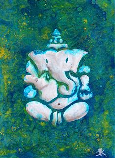 art work... ganesh