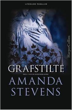 Heerlijke combi spanning & romance. Recensie: Grafstilte - Amanda Stevens