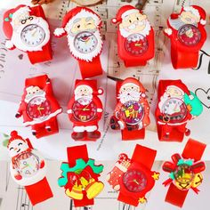 2020 New Santa Claus Watch Children Christmas Gift Red Bracelet Electronic Quartz Kids Watches Clock Baby Watch for Boy Girl Kid|Children's Watches| - AliExpress Educational Christmas Gifts, Christmas Gifts For Kids, Children's Watches, Gifted Education, Student Gifts, Students, Santa, Clock, Quartz