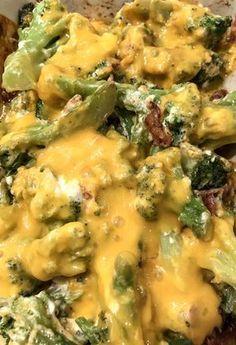 Crack Keto Broccoli and Cheese Recipe 2