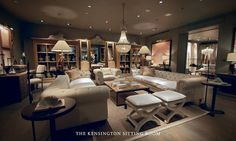 love.inspire.create: Feature Friday: Restoration Hardware, The Gallery at Beverly Boulevard
