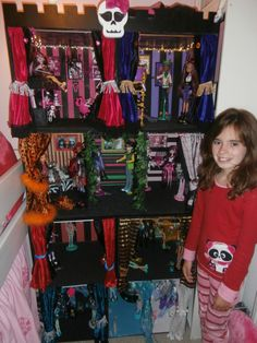 Monster High House My Niece Would Love This!! Kid Fun