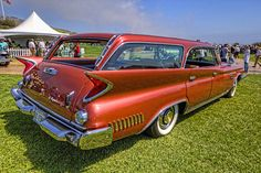 1960 Chrysler New Yorker Town and Country Station Wagon Retro Cars, Vintage Cars, Antique Cars, Chrysler New Yorker, Town And Country, Station Wagon, Old Cars, Concept Cars, Really Cool Stuff