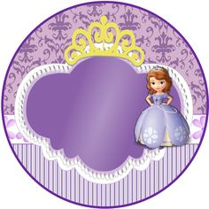 Sweet Sofia the First: Free Printable Invitations and Candy Bar Labels. Princess Sofia Party, Princess Theme, Sofia The First Birthday Party, Girl Birthday Themes, Beatles Party, Princesa Sophia, Candy Bar Labels, Birthday Clipart, Classroom Decor Themes