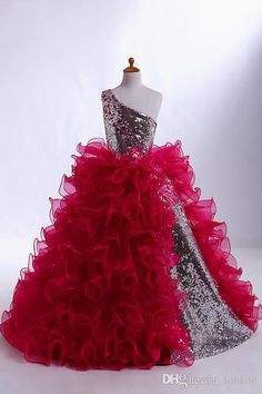 4dbe31ad2 9 Best Girls Pageant Dresses images