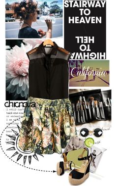 """""""Stairway to Heaven..."""" by bamaannie ❤ liked on Polyvore"""