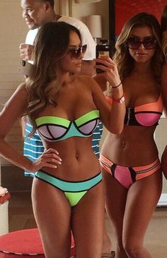 SWIMSUIT: http://www.glamzelle.com/collections/accessories-swim/products/brazilian-night-colorblock-zippers-bikini-2-colors-available-1