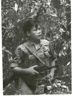 Members of the 5th Viet Cong Division, D445 Battalion and some North Vietnamese soldiers in Phuoc Tuy Province, South Vietnam. These photos were captured during 5RAR's (Royal Australian Reg.), second tour of duty in Vietnam, 1969-70 ~ Vietnam War