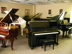 May 2015 piano collection