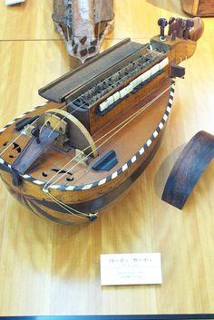 Hurdy Gurdy? Musical Instrument, Hamamatsu, Japan     Classic musical instruments