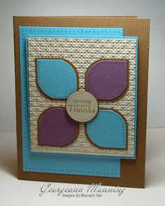 Stampin' Everything!: Thanks for a Challenge!