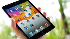 Apple podría estar trabajando en un iPad Mini con más resolución