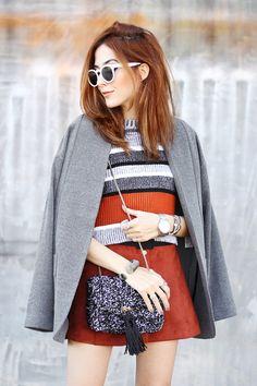 5a44ddd5979ae 93 melhores imagens de Looks de blogueiras   Woman fashion, Fashion ...