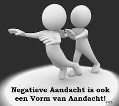 Negatieve aandacht