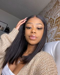 Black Wigs For Black Women Lace Frontal Black And Blonde Braids Glueless Lace Wigs African American Short Haircuts Undetectable Transparent Lace Wig Frontal Hairstyles, Long Bob Hairstyles, African Hairstyles, Wig Hairstyles, Sleek Hairstyles, Beautiful Hairstyles, Hairstyle Ideas, Natural Hair Styles, Long Hair Styles