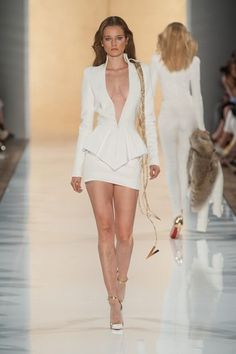 Alexandre Vauthier at Haute Couture Fashion Week Paris: A/W 2012-2013- Sexy business chic