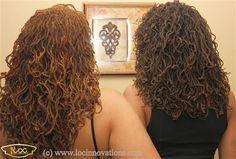 Sisterlocks...No two heads are alike