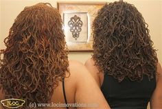 Sisterlocks...No two heads are alike