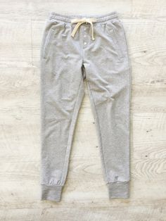 """You all need these perfect joggers. They are adorable and oh so comfortable. Model is wearing a small. Sizing Guide: Small: 2-4 Medium: 4-6 Large: 8-10 Other Details: Drop-Crotch measures 11.5"""" Inseam"""